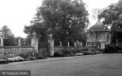House, The Gardens c.1960, Montacute