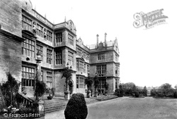 The House 1900, Montacute