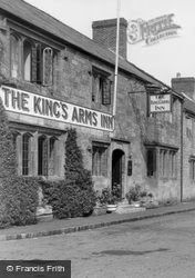 The King's Arms c.1960, Montacute