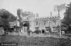 The Priory Gatehouse 1900, Montacute