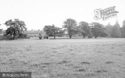 The Recreation Ground c.1960, Montacute