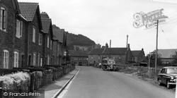 Yeovil Road c.1955, Montacute