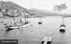 The Harbour c.1939, Monte Carlo
