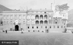 The Palace c.1939, Monte Carlo