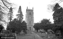 Montgomery, Church Of St Nicholas 1964