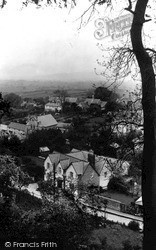 Montgomery, From Castle Grounds c.1939
