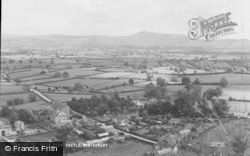 Montgomery, From The Castle c.1939
