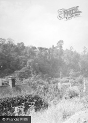 The Castle, Distant View 1948, Montgomery