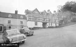 Montgomery, The Dragon Hotel 1964