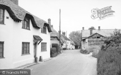 Monxton, The Village c.1950