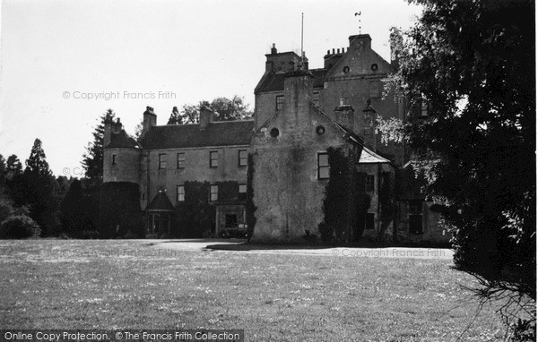 Photo of Monymusk, House 1949