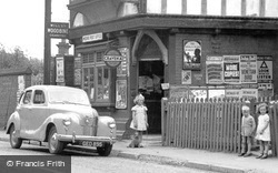 Children By The Post Office c.1952, Moore