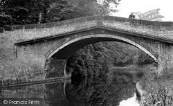 The Canal Bridge c.1955, Moore