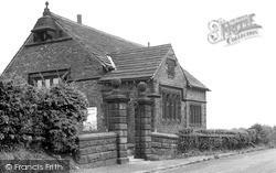 The School c.1955, Moore