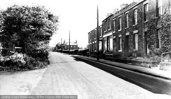 Photo of Moorsholm, High Street c.1960