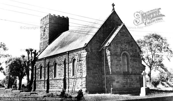 Photo of Moorsholm, St Mary's Church c.1960