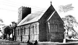 St Mary's Church c.1960, Moorsholm