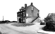 Moorsholm, the Plough Inn c1960