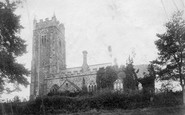 Morchard Bishop, Church 1906