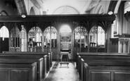 Morchard Bishop, St Mary's Church c1960