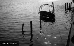 Boat On Lake Lugano 1938, Morcote