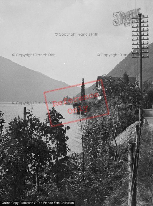 Photo of Morcote, c.1938