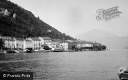 From Lake Lugano c.1938, Morcote