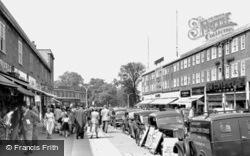 Morden, Abbotsbury Road c.1955