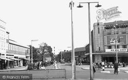 Morden, Aberconway Road c.1955