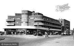 Morden, Bishopsford Road c.1950