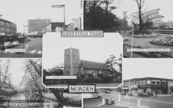 Morden, Composite c.1960