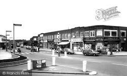 Morden, Crown Lane c.1960