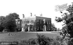 Morden, Golf House, Morden Park c.1955