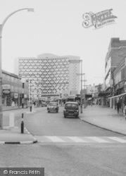 Morden, London Road c.1960