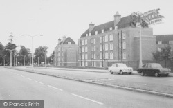 Morden, London Road c.1965