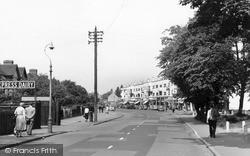 Morden, Morden Court Parade c.1955