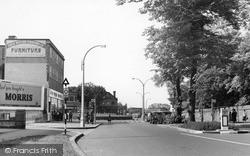 Morden, Morden Hall Road c.1955