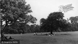 Morden, Morden Park c.1955