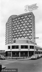Morden, The Crown And Crown House c.1960