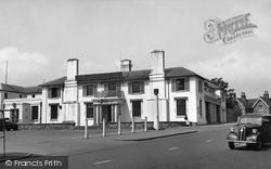 Morden, The George Inn c.1955