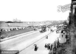 Central Pier And Esplanade 1899, Morecambe