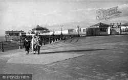 Central Pier c.1955, Morecambe