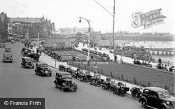 Central Promenade c.1950, Morecambe