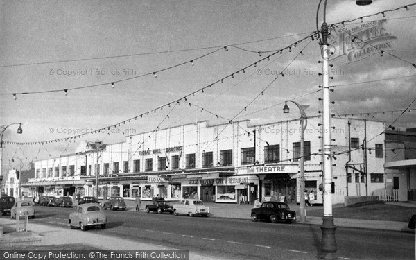 Photo of Morecambe, Floral Hall c.1955