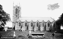 Parish Church Of The Holy Trinity 1895, Morecambe