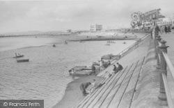The Boating Lake c.1955, Morecambe
