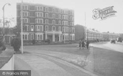 The Broadway Hotel c.1955, Morecambe