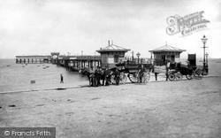 The Central Pier 1888, Morecambe