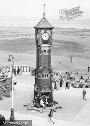 The Clock Tower c.1950, Morecambe