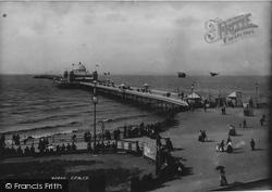 The Pier 1899, Morecambe